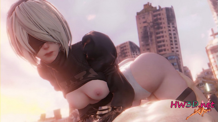 2B Cowgirl 1080p Video
