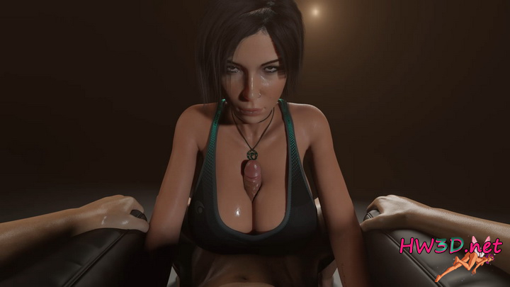 Lara titjob 1080p Video