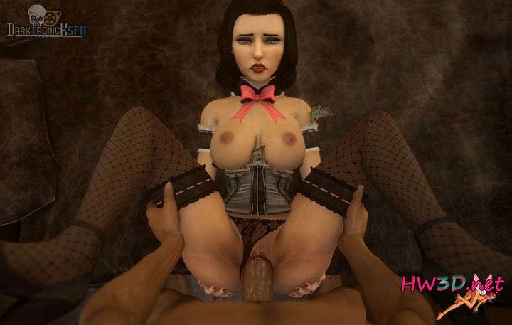 Bioshock Elizabeth POV Fuck (9 Видео!)