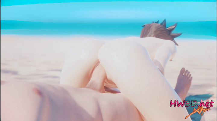 Tracer Cowgirl Reverse 4K Video