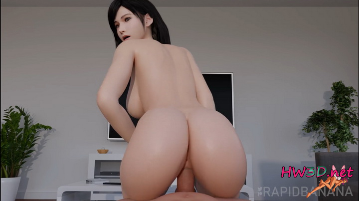 Tifa Rev Cowgirl POV 1080p Video