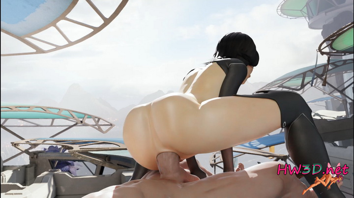 MIRANDA Reverse Anal 1080p Video